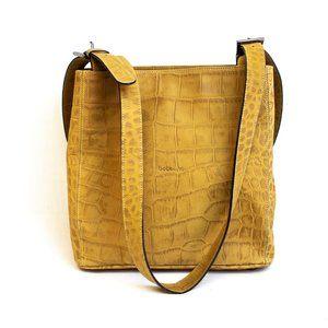 Bettina Leather Shoulder Bag